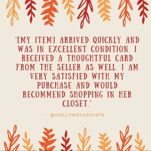 Great shopping experience!